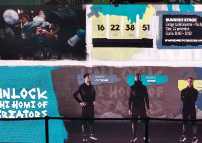 Adidas – Opening Brand Center
