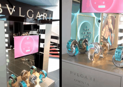 Bulgari OMNIA – Photobooth