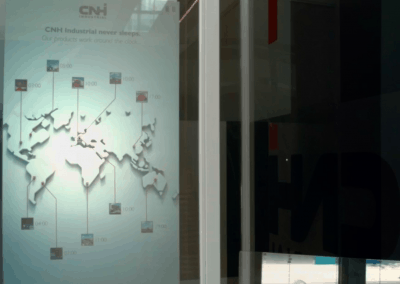 CNHI @EXPO2015 – interactive video