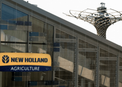 New Holland @EXPO 2015