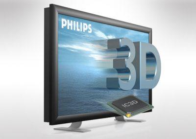 Monitor 3D Autostereoscopico